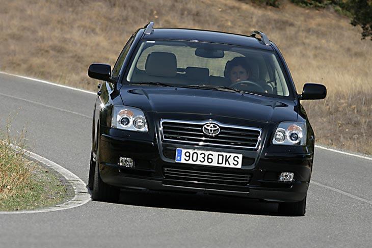 Toyota  Avensis Wagon D4D 177