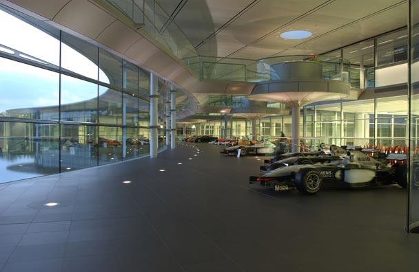 F1: Jenson Button ficha por McLaren