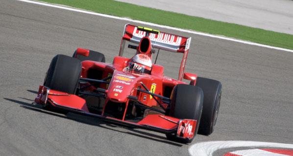 F1: Raikkonen no correrá en 2010