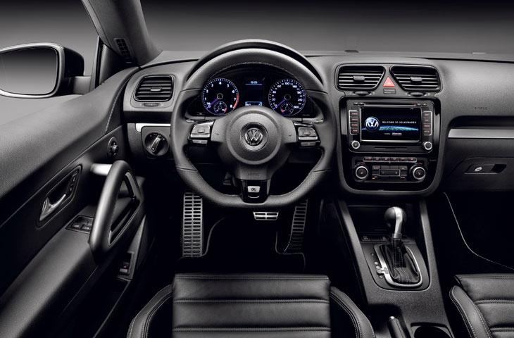 VW Golf y Scirocco R