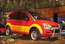 El Simba, antecedente del próximo utilitario de Fiat
