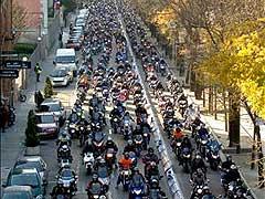 Las motos, contra las administraciones autonómicas