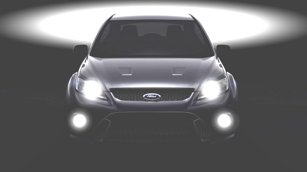 Ford Focus RS: la bestia