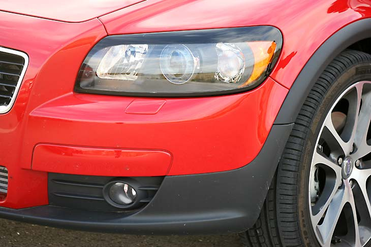 Volkswagen Scirocco y rivales: Volvo C30