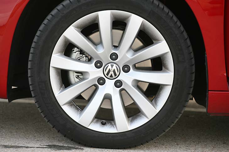Volkswagen Scirocco: prueba con rivales