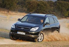 Hyundai ix55 3.0 CRDi V6