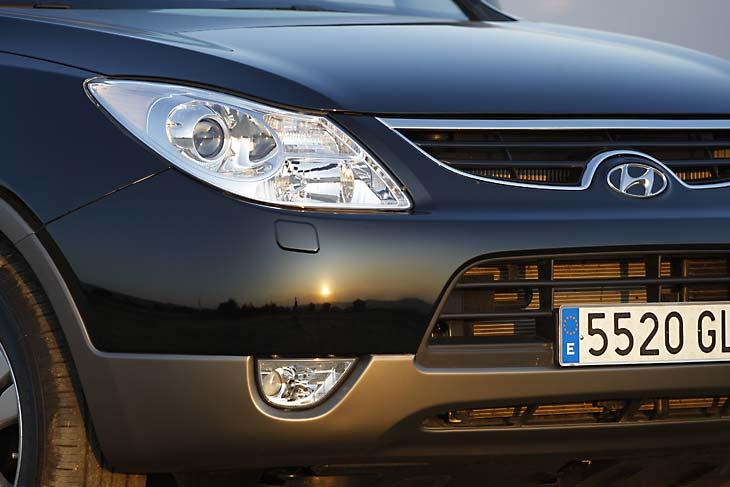 Hyundai ix55, la prueba