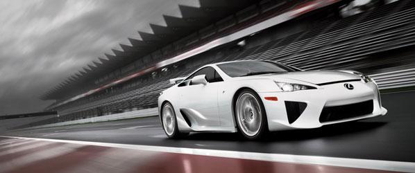 El Lexus LFA deja de producirse