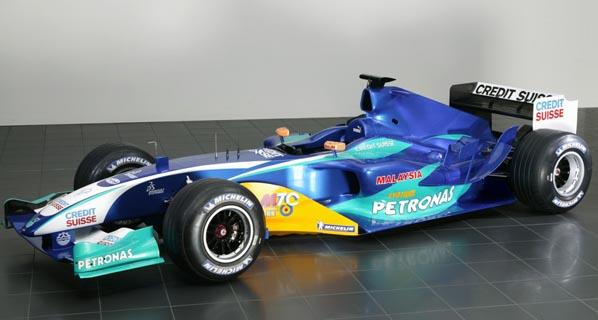 Pedro de la Rosa ficha por Sauber