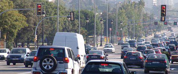 Suspenso a los semáforos españoles