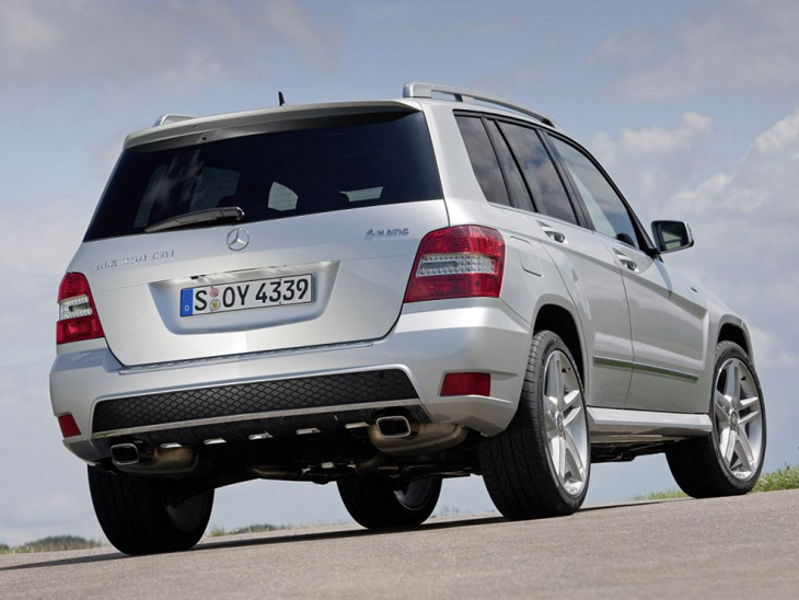 Nuevo Mercedes-Benz GLK 200 CDI BlueEFFICIENCY
