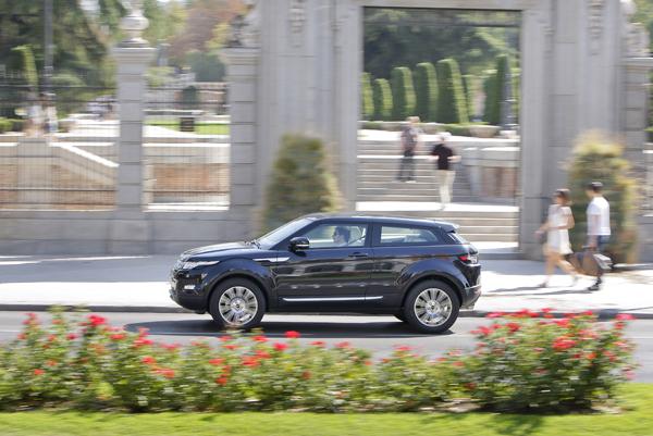 Range Rover Evoque 2.2 SD4 Coupé