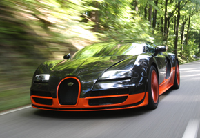 Bugatti Veyron 16.4 Super Sport World Record Edition