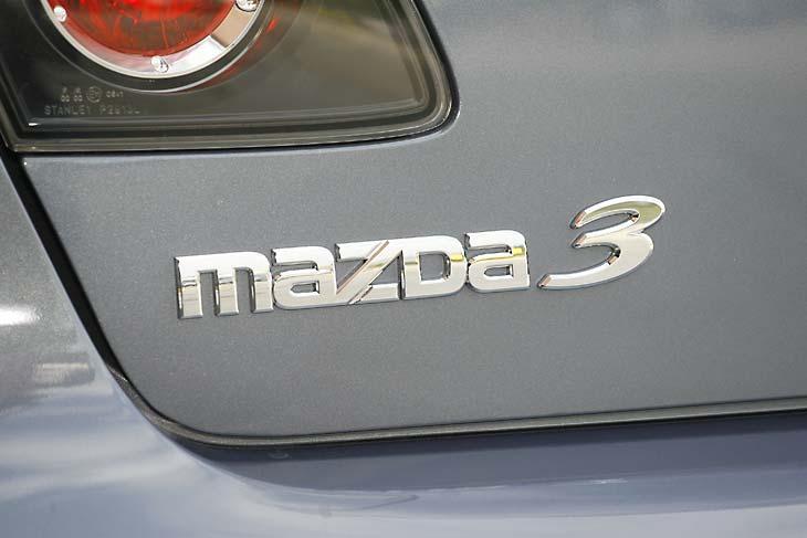 El Mazda 3 sólo está disponible en carrocería de cinco puertas