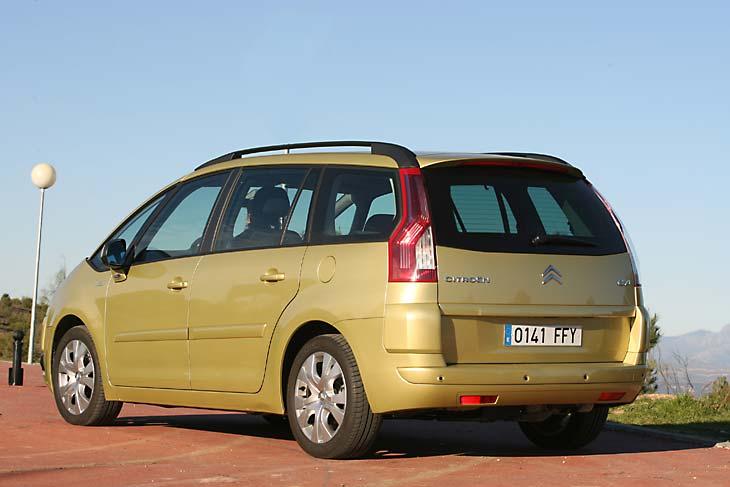 Citroën Grand C4 Picasso 1.6 HDi SX CMP
