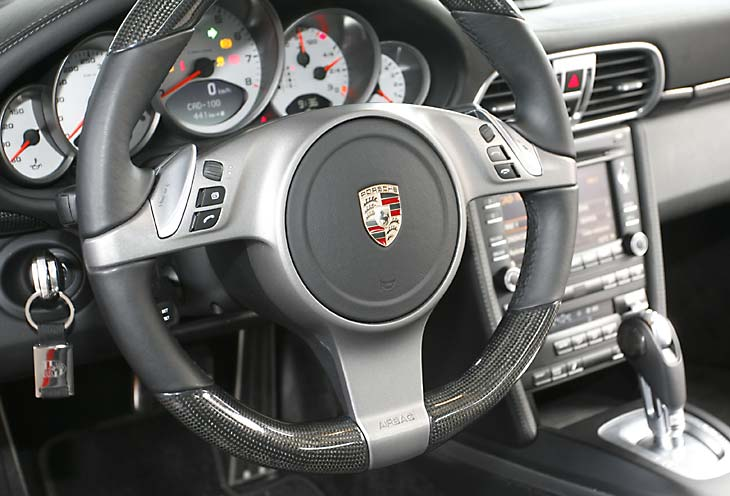 Porsche Carrera 4S PDK