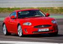 Jaguar XKR y XFR 2010