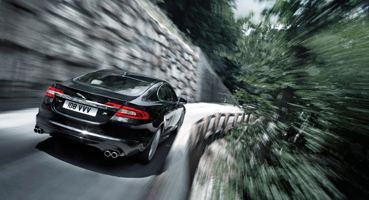 Jaguar XKR y XFR: detalles