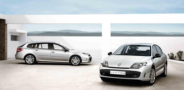 Renault venderá una berlina eléctrica en 2011