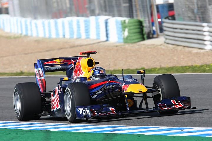 Tercera jornada de entrenamientos de Fórmula 1 en Jerez.
