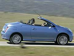 Nissan Micra CC 1.6 Tekna Plus