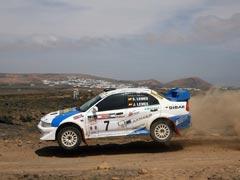 Dani Solá y Samuel Lemes se repartieron las victorias en Lanzarote