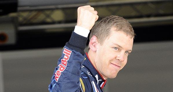 F1: Vettel se impone en Shangai