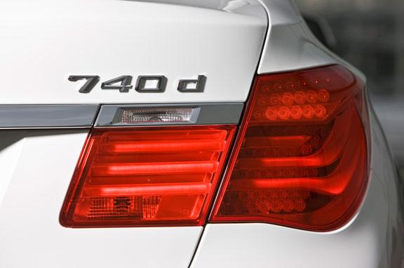 Novedades en los Serie 5 GT y Serie 7 de BMW.