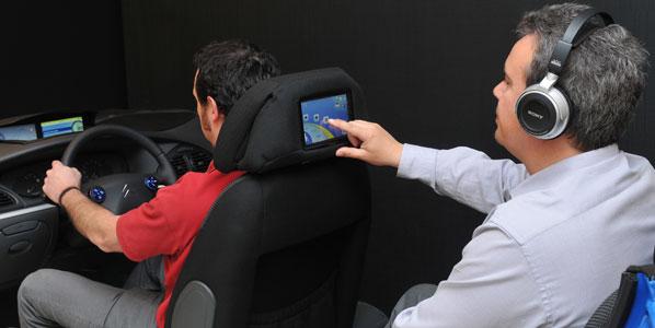 El coche, un dispositivo multimedia más