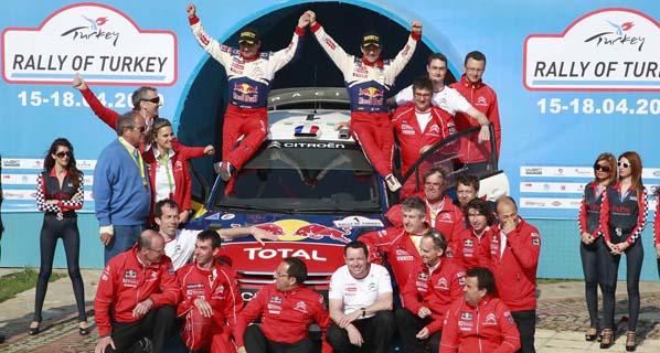 WRC: Lo mejor y lo peor del rally de Turquía