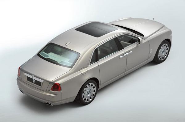 Rolls-Royce Ghost Extended Wheelbase