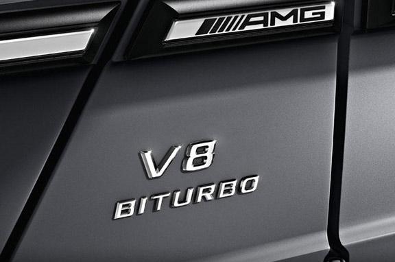 Mercedes G 63 AMG 2013