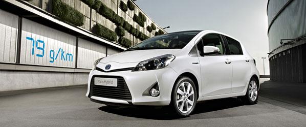 Toyota Yaris Híbrido, a la venta desde 15.900 euros