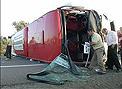 El choque entre un autocar y un turismo causa dos muertos
