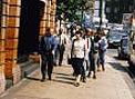 IU plantea un Madrid para los peatones