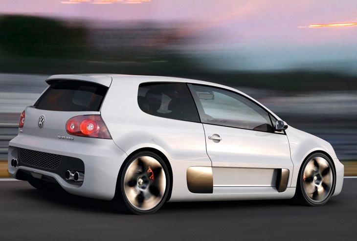 Volkswagen GTI W12 Design Study