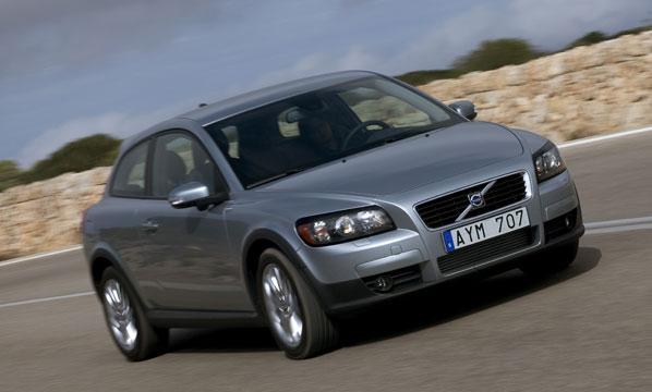 Volvo C30 2.0d Powershift