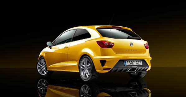 Seat Ibiza FR y Cupra, a la venta