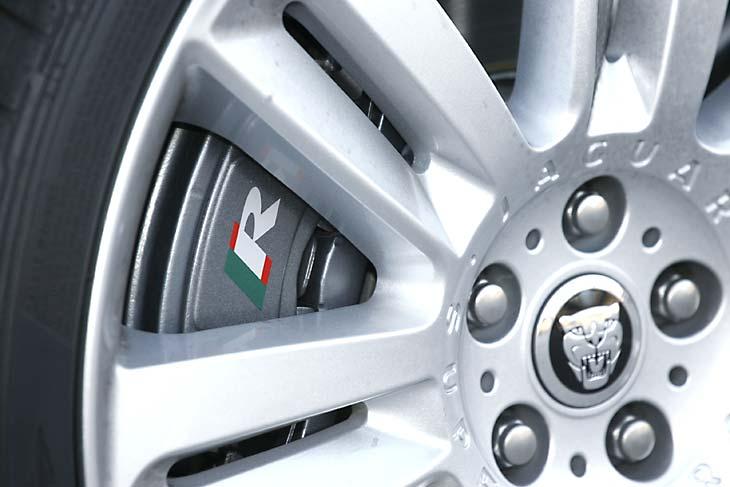 Jaguar X-FR, al detalle