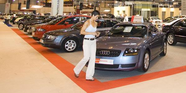 Un 'factory' de coches en Sevilla