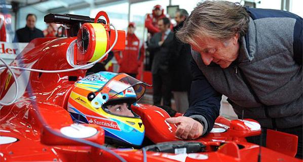 Alonso renueva con Ferrari