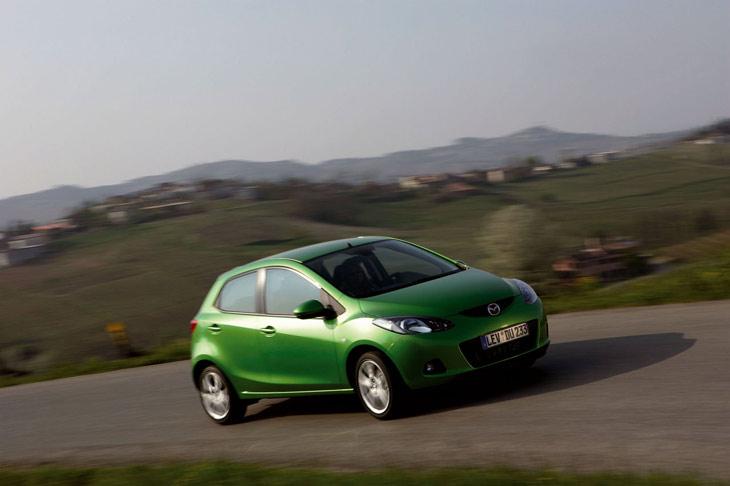 El nuevo Mazda2 llega con diseño renovado