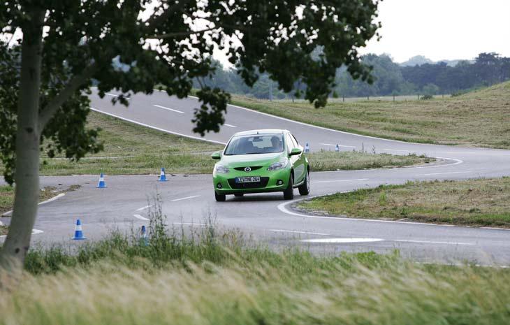 El nuevo Mazda2 se comercializará en nuestro país a partir de octubre
