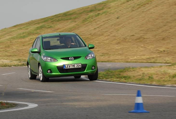 El nuevo Mazda2 se ofertará con nuevos motores que sustituyen a los de origen Ford