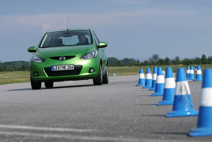 El nuevo Mazda2 presenta una baja sonoridad y un excelente trabajo de las suspensiones