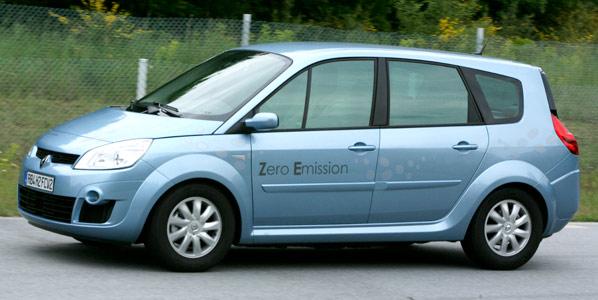 Renault Scénic ZEV H2