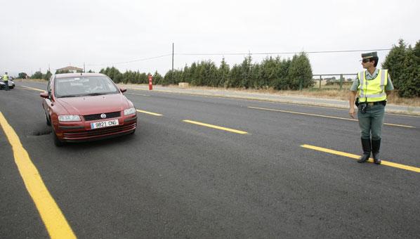 Menos denuncias por exceso de velocidad