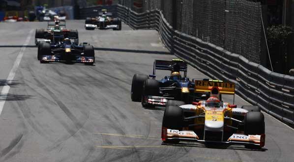 Definitivamente la F1 se divide
