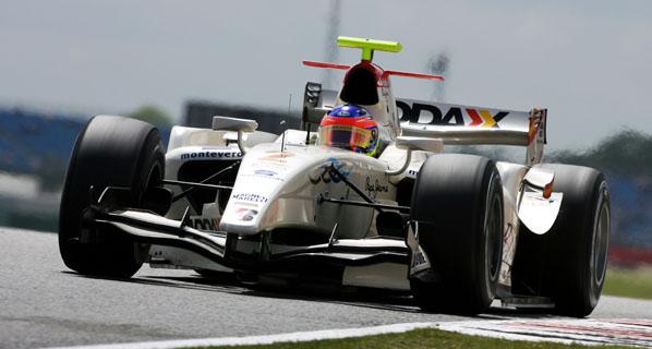 GP2: Grosjean se hace con la pole position