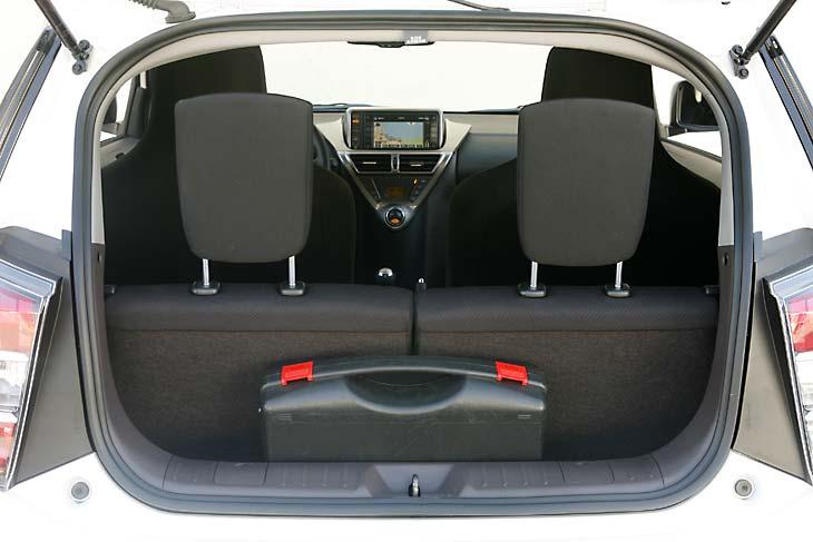 Smart Fortwo Coupé mhd - Toyota iQ 1.0 VVT-i, al detalle